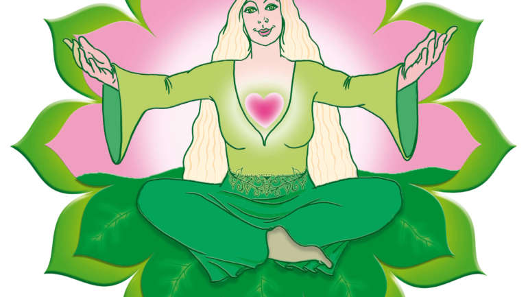 The Seven Doors to Awakened Consciousness, the Green Ray